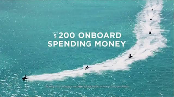 Royal Caribbean Cruise Lines Wow Sale TV Spot, 'Reduced Deposit' - Thumbnail 6