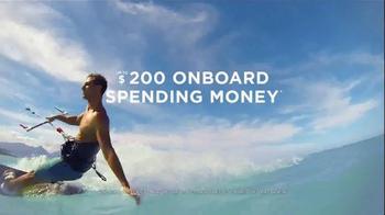 Royal Caribbean Cruise Lines Wow Sale TV Spot, 'Reduced Deposit' - Thumbnail 7