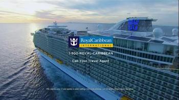 Royal Caribbean Cruise Lines Wow Sale TV Spot, 'Reduced Deposit' - Thumbnail 9
