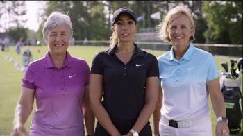 LPGA Teaching & Club Professionals TV Spot, 'Earned It' Ft. Cheyenne Woods