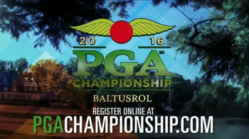 2016 PGA Championship TV Spot, 'Register Online' - Thumbnail 9