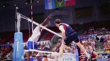 USA Volleyball TV Spot, 'Teamwork' - Thumbnail 9