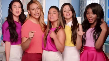 Clean & Clear Deep Action Exfoliating Scrub TV Spot, \'Fifth Harmony: Clean\'