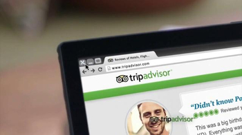 Trip Advisor TV Spot, 'Beach' - Thumbnail 3