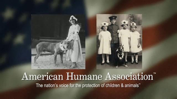 American Humane Association TV Spot, 'Protection of Animals'