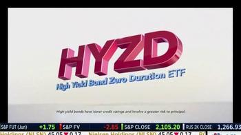 WisdomTree TV Spot, 'HYZD: High Yield Bond Zero Duration ETF' - Thumbnail 6