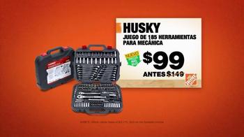 The Home Depot TV Spot, 'Superhéroe: Husky' [Spanish] - Thumbnail 9