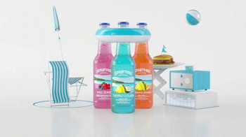 Seagram's Escapes TV Spot, 'Color Your Summer' - Thumbnail 3