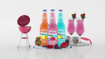 Seagram\'s Escapes TV Spot, \'Color Your Summer\'