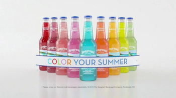 Seagram's Escapes TV Spot, 'Color Your Summer' - Thumbnail 9