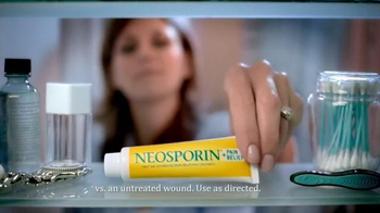Neosporin Plus Pain Relief TV Spot, 'Stops Hurting Faster' - Thumbnail 5