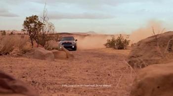 MINI USA Countryman TV Spot, 'Adventure: Lease Offer' Featuring Tony Hawk - Thumbnail 4