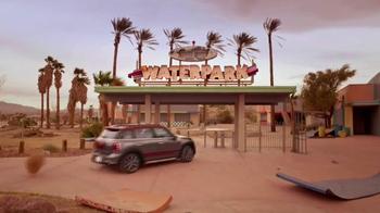 MINI USA Countryman TV Spot, 'Adventure: Lease Offer' Featuring Tony Hawk - Thumbnail 5