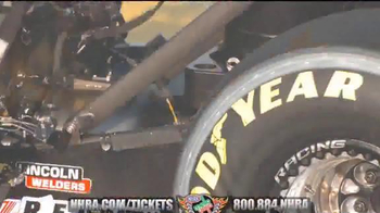 NHRA TV Spot, 'Events This June and July' - Thumbnail 1