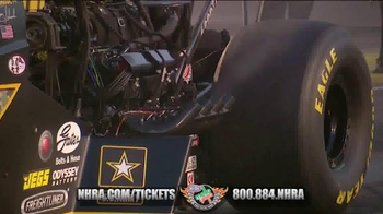NHRA TV Spot, 'Events This June and July' - Thumbnail 8