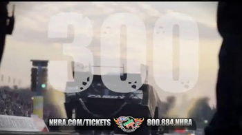 NHRA TV Spot, 'Events This June and July' - Thumbnail 2
