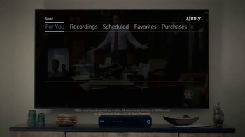XFINITY X1 Entertainment Operating System TV Spot, 'Nervous' - Thumbnail 1