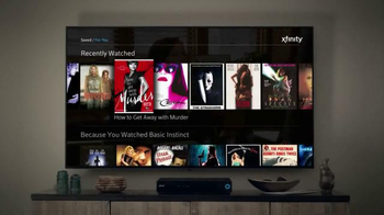 XFINITY X1 Entertainment Operating System TV Spot, 'Nervous' - Thumbnail 5