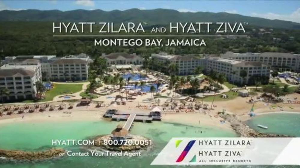 Hyatt Jamaica Summer Sale Tv Commercial Resort Evolution