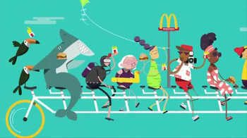 McDonald's TV Spot, 'Double the Lovin' - Thumbnail 6