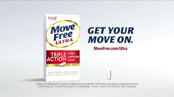 Move Free Ultra TV Spot, 'Move More Free' - Thumbnail 8