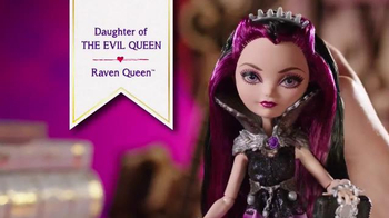 Ever After High TV Spot, 'Collect Your Favorite Characters'