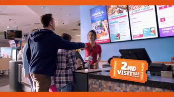 Chuck E. Cheese's Triple Play TV Spot, 'Visit More, Get Free Tickets' - Thumbnail 4