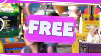 Chuck E. Cheese's Triple Play TV Spot, 'Visit More, Get Free Tickets' - Thumbnail 7