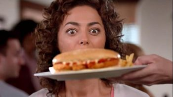 Olive Garden Breadstick Sandwiches TV Spot, 'Surprised Faces'