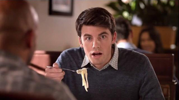 Olive Garden Breadstick Sandwiches TV Spot, 'Surprised Faces' - Thumbnail 1
