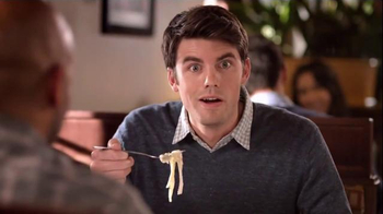 Olive Garden Breadstick Sandwiches TV Spot, 'Surprised Faces' - Thumbnail 2