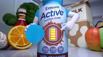 Ensure Active High Protein TV Spot, 'Out With the Milk' - Thumbnail 5