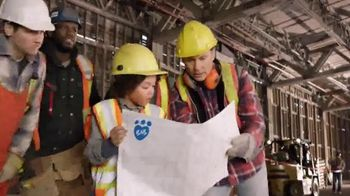 Build-A-Bear Workshop TV Spot, 'Construction Fun' - 799 commercial airings