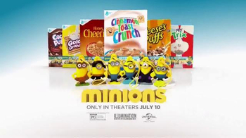 General Mills TV Spot, 'Collect and Connect Minions' - Thumbnail 5