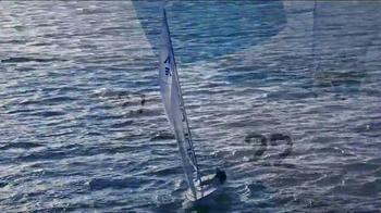 Ralph Lauren Polo Blue TV Spot, 'Sail' - Thumbnail 4