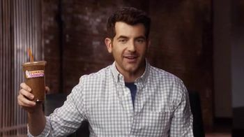 Dunkin' Donuts TV Spot, 'FX Eats' Featuring Adam Gertler