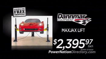 PowerNation Directory TV Spot, 'Maxjax Lift and More'