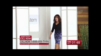Nutrisystem Fast 5+ TV Spot, 'What Matters' Featuring Marie Osmond - Thumbnail 2