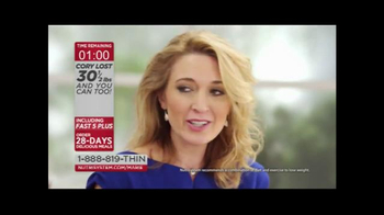 Nutrisystem Fast 5+ TV Spot, 'What Matters' Featuring Marie Osmond - Thumbnail 5