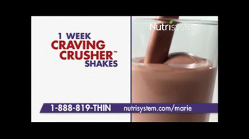 Nutrisystem Fast 5+ TV Spot, 'What Matters' Featuring Marie Osmond - Thumbnail 6