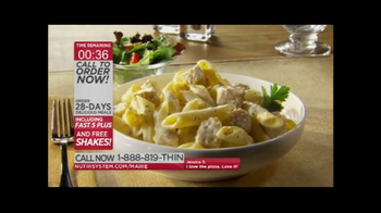 Nutrisystem Fast 5+ TV Spot, 'What Matters' Featuring Marie Osmond - Thumbnail 7