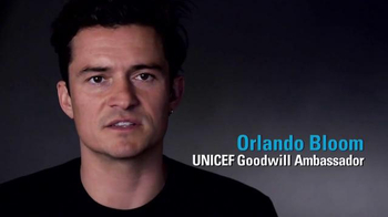 UNICEF TV Spot, 'Nepal Earthquake: Children' Featuring Orlando Bloom - 6 commercial airings