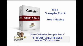Liberator Medical Supply, Inc. TV Spot, 'Better and Free Sample Pack' - Thumbnail 7