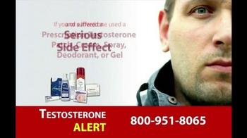 Prescription Testosterone Product Alert thumbnail