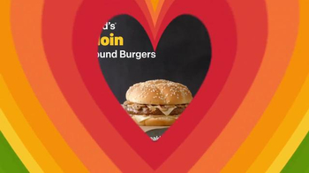 McDonald's Sirloin Third Pound Burgers TV Spot, 'Yoga' Feat. Max Greenfield - Thumbnail 8