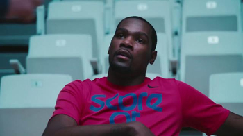 Sonic Drive-In Kevin Durant Candy Slush TV Spot, 'One-on-One-on-One' - Thumbnail 1