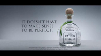 Patron Tequila TV Spot, 'Perfection is a Paradox' Song by Lil Silva - Thumbnail 9