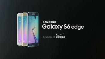 Samsung Galaxy S6 Edge TV Spot, '6>6: Edge Display' - Thumbnail 7