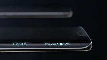 Samsung Galaxy S6 Edge TV Spot, '6>6: Edge Display' - Thumbnail 3