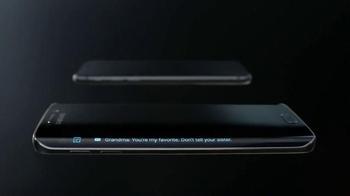 Samsung Galaxy S6 Edge TV Spot, '6>6: Edge Display' - Thumbnail 4